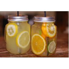 Имбирно-лимонный лимонад