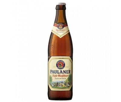 """Пиво светлое нефильтрованное """"Paulaner"""" Munich"""